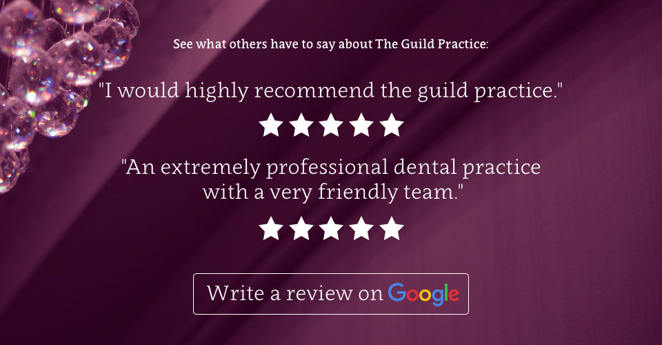 Write a review of The Guild Practice on Google